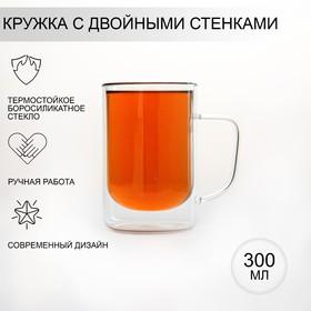 {{photo.Alt || photo.Description || 'Кружка с двойными стенками Magistro «Дуо», 300 мл, 12×9×11 см'}}