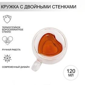 {{photo.Alt || photo.Description || 'Кружка с двойными стенками Magistro «Дуо», 80 мл, 10,5×7×7 см'}}