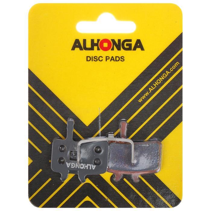 Колодки тормозные Alhonga HJ-DS11S Disc, AVID JUICY - фото 7405746