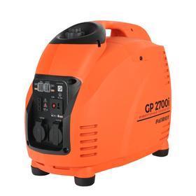 Генератор инверторный PATRIOT 2700i, 4Т, 2.5 кВт, 220 В, 2х220/12 В, 5.7 л, ручной стартер