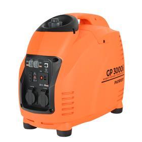 Генератор инверторный PATRIOT 3000i, 4Т, 3.5 кВт, 220 В, 2х220/12 В, 5.7 л, ручной стартер