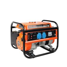 Генератор бензиновый PATRIOT MaxPowerSRGE1500, 4Т, 1.2 кВт, 2х220/12 В, 6 л, ручной стартер   690824