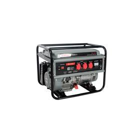 """Генератор бензиновый """"Победа"""" ГБ6500, 4Т, 5.5 кВт, 3х220/12 В, 25 л, ручной стартер"""