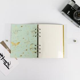 Фотоальбом с магнитными листами в ПВХ-обложке «Наши мечты-наше будущее» - фото 7405849