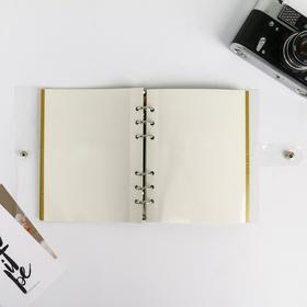 Фотоальбом с магнитными листами в ПВХ-обложке «Наши мечты-наше будущее» - фото 7405850