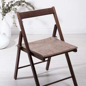 Сидушка на стул Акация, 40х40х1,5