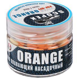 Бойл насадочный плавающий Double Pop-Up 14 мм, Scopex/Orange (скопекс/апельсин)