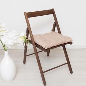 Сидушка на стул двусторонняя, 40х40х1,5см