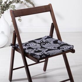 Сидушка на стул Папоротник, 40х40х2см