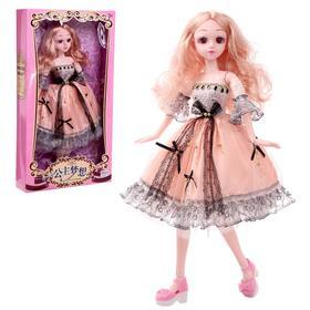 Кукла модная «Мэй» шарнирная BJD, в пышном платье