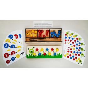 Игровой набор «Собери гусеницу»