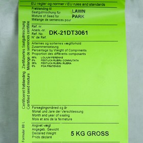 Газонная травосмесь DLF Universal Park, 5 кг - фото 7406847