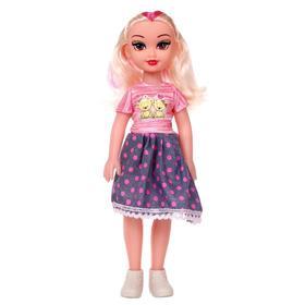 Кукла ростовая «Света», в костюме, МИКС