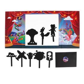 Настольная игра «Театр теней» «Истории Гарри» зарубежные народные сказки - фото 7502573