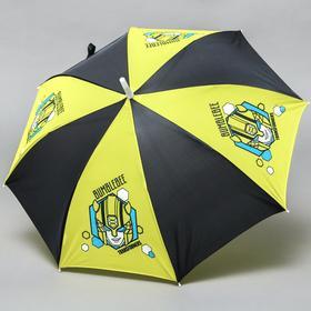 """Зонт детский """"Bumblebee"""", Трансформеры, 8 спиц d=70см"""