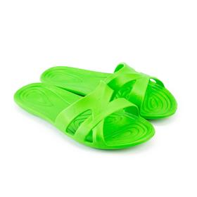 Слайдеры женские, цвет зелёный, размер 36