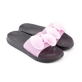 Слайдеры женские, цвет розовый, размер 36