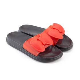 Слайдеры женские, цвет красный, размер 36