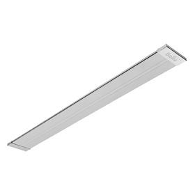 Обогреватель Ballu BIH-APL-1.0, инфракрасный, 1000 Вт, до 20 м2, серый