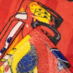 Плед «Павлинка» Дисней Тачки, размер 150х200 - фото 7440066