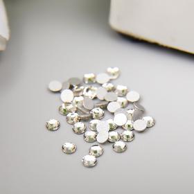 "Стразы Preciosa ""Crystal"" 1,7 мм, 50 шт"