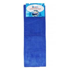 Machine for the car Grand Caratt, microfiber, 300 g / m², 50 × 50 cm, blue