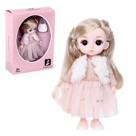Кукла модная «Маша», шарнирная, с аксессуарами
