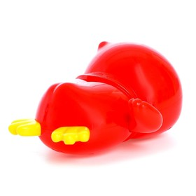 Игрушка заводная водоплавающая «Утёнок», цвета МИКС - фото 7440366