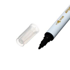 Фломастеры 36 цветов мягкая кисть в тубусе - фото 7440601