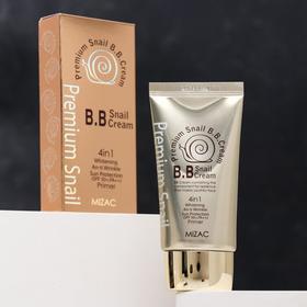 BB cream with Mizac Premium Snail Snail Extract 50 ml.