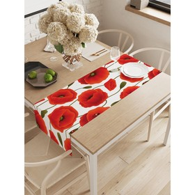 Дорожка на стол, размер 40x145 см, оксфорд