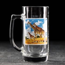 {{photo.Alt    photo.Description    'Кружка для пива GiDGLASS «Царство зверей», 330 мл, МИКС, в подарочной упаковке'}}