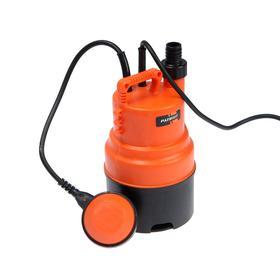 Насос дренажный PATRIOT F 300, для чистой воды, 250 Вт, напор 5 м, 58 л/мин, кабель 5 м