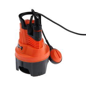 Насос дренажный PATRIOT F 350, для грязной воды, 300 Вт, напор 6 м, 83 л/мин, кабель 5 м