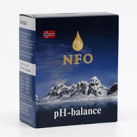 Norwegian Fish Oil pH-баланс, 14 пакетиков по 10 г