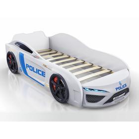 Кровать Romack Dreamer полиция, цвет белый
