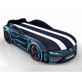 Кровать Romack Dreamer-M, ящик, фирменная обшивка матраса, цвет неон