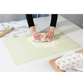 {{photo.Alt || photo.Description || 'Силиконовый коврик для выпечки «В гостях у бабушки», 45 х 65 см'}}