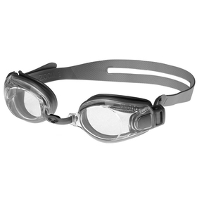 Очки для плавания ARENA Zoom X-Fit, прозрачные линзы, серая оправа
