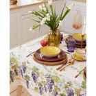 """Набор столовый """"Этель"""" Provence, скатерть 180х150 +/- 3см, салфетки 8 шт - фото 820357"""
