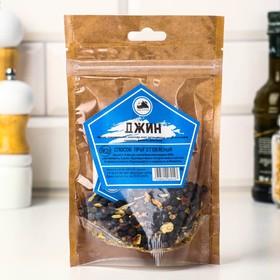 """Набор из трав и специй для приготовления настойки """"Джин"""", 60 гр"""
