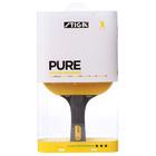 Ракетка для настольного тенниса Stiga Pure Yellow, коническая ручка