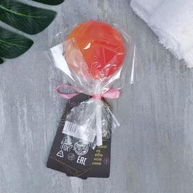 Фигурное мыло леденец «Космос внутри», фруктовый 14г - фото 7465933