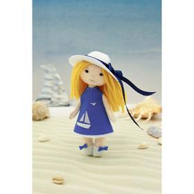 Набор для создания куклы из фетра Серия «Подружки» «Малышка Софи» 15 см