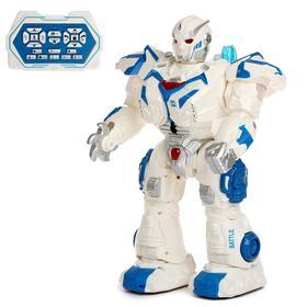 Робот интерактивный, радиоуправляемый «Рокетмэн», световые и звуковые эффекты, МИКС