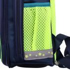 Рюкзак каркасный, Luris «Джерри 4», 38 х 28 х 18 см, 3D-рисунок, «Внедорожник» - фото 821396
