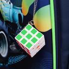 Рюкзак каркасный, Luris «Джерри 4», 38 х 28 х 18 см, 3D-рисунок, «Внедорожник» - фото 821397
