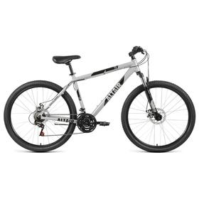 """Велосипед 27,5"""" Altair AL D, цвет серый, размер 17"""""""