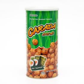 Шарики рисовые хрустящие CARADA с водорослями нори, 90 г