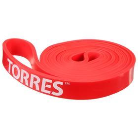 Эспандер TORRES, латексная петля, 208 х 2,1 см, сопротивление 30 кг